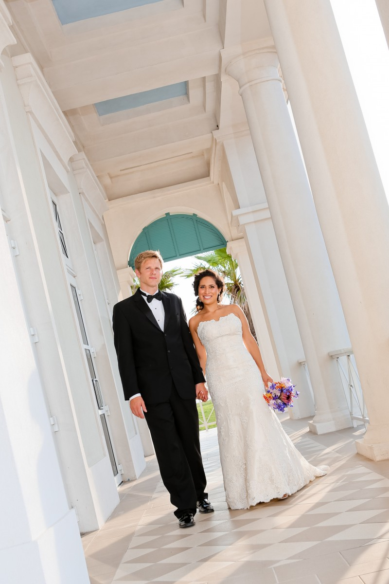 NAMAR Event Center Wedding