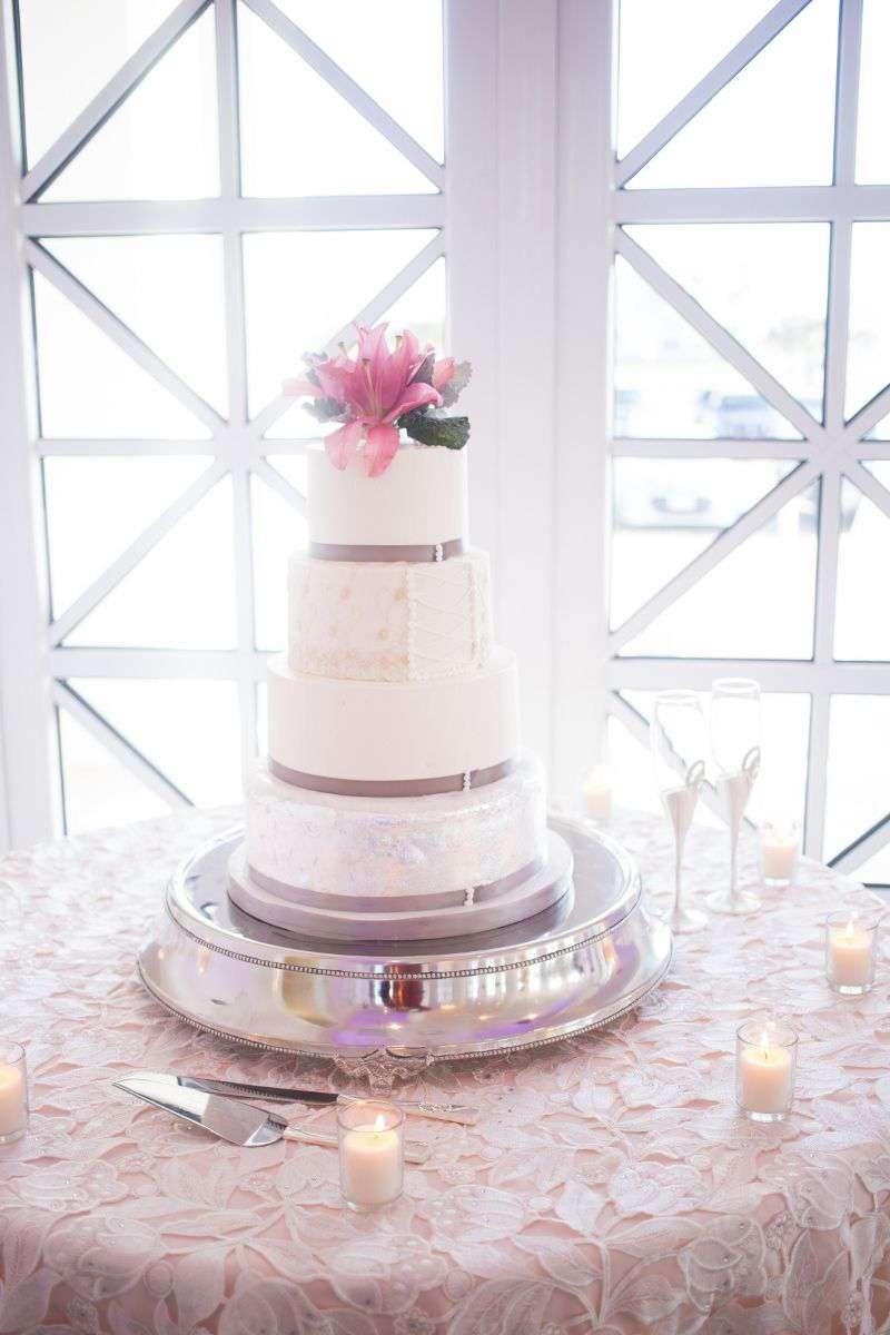 Wedding Cake at NAMAR