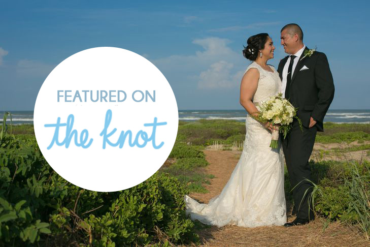 NAMAR Event Center Featured on The Knot
